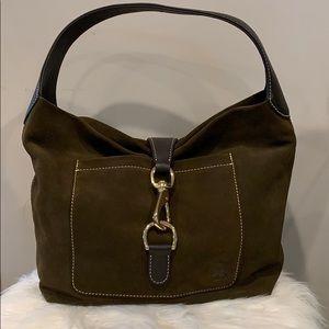 Dooney & Bourke Med AnnaLisa Lock Sac Hobo Bag